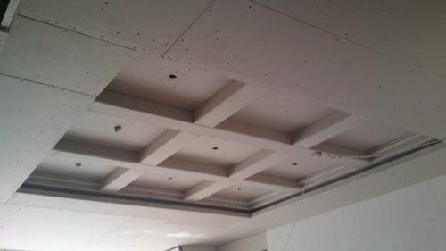 بینش برتر | اجرای کناف سقف و دیوار و شبکه