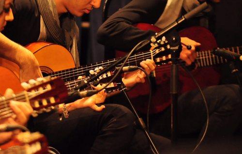 آکادمی خانه گیتار | آموزشگاه موسیقی