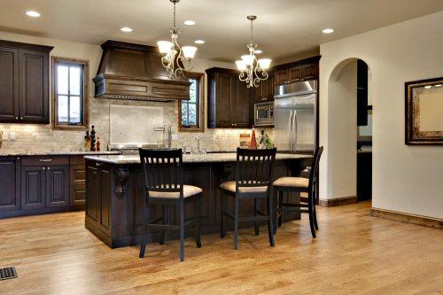 پاپیون دکور | طراحی و ساخت کابینت آشپزخانه