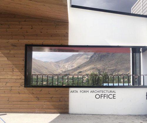شرکت طراحی و دکوراسیون داخلی آرتا فرم