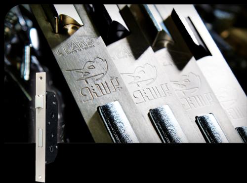 قفل 6.5 سرویس پرستو با زبانه فولادی